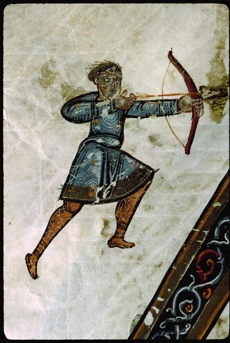 Angers, Bibl. mun., ms. 0004, f. 207v - vue 3