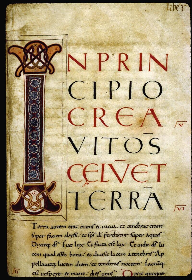 Angers, Bibl. mun., ms. 0005, f. 003 - vue 2