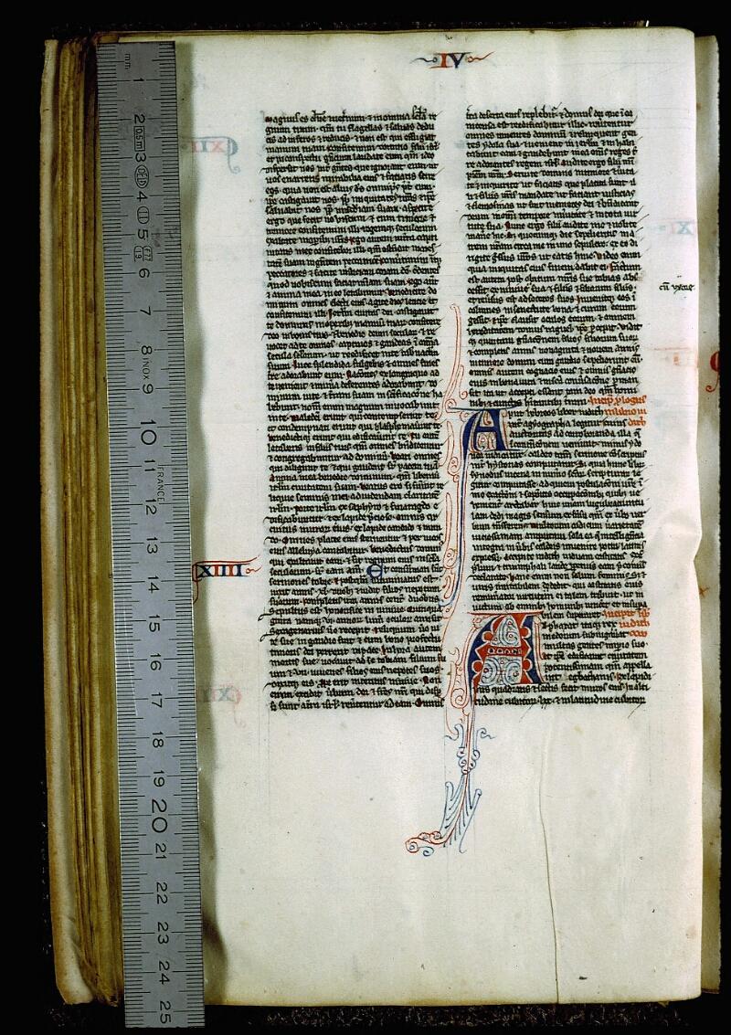 Angers, Bibl. mun., ms. 0007, f. 026v - vue 1