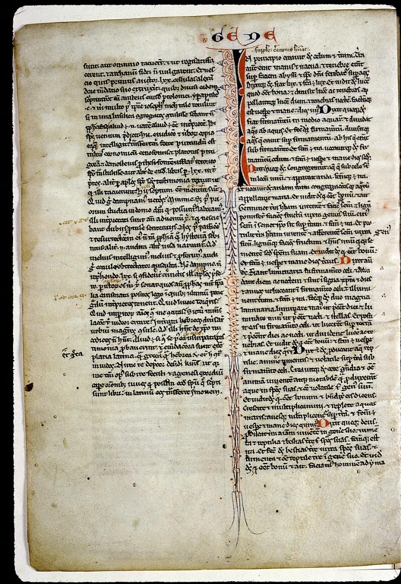 Angers, Bibl. mun., ms. 0008, f. 003v - vue 2