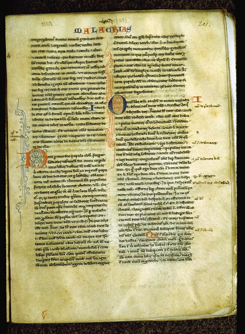 Angers, Bibl. mun., ms. 0008, f. 201