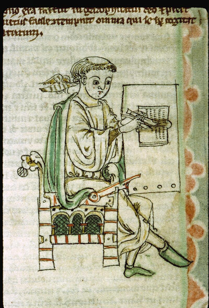 Angers, Bibl. mun., ms. 0009, f. 002 - vue 2