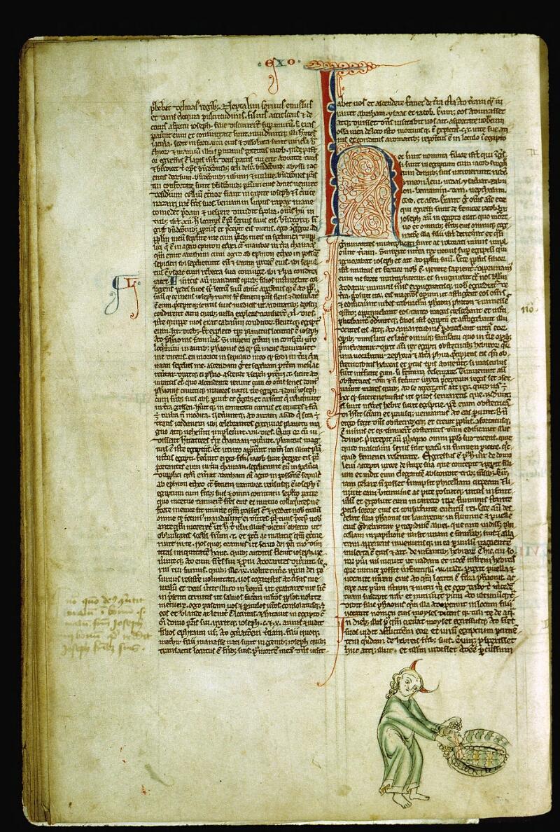 Angers, Bibl. mun., ms. 0009, f. 012v - vue 1