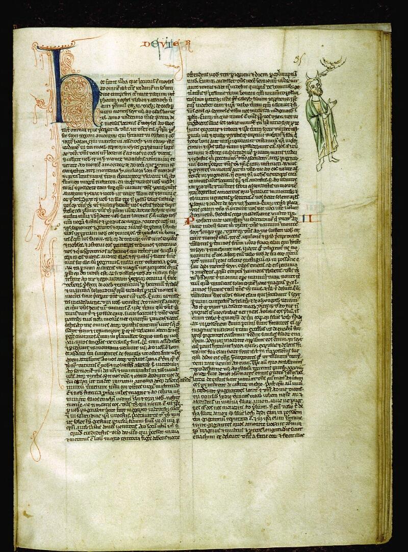 Angers, Bibl. mun., ms. 0009, f. 035 - vue 1