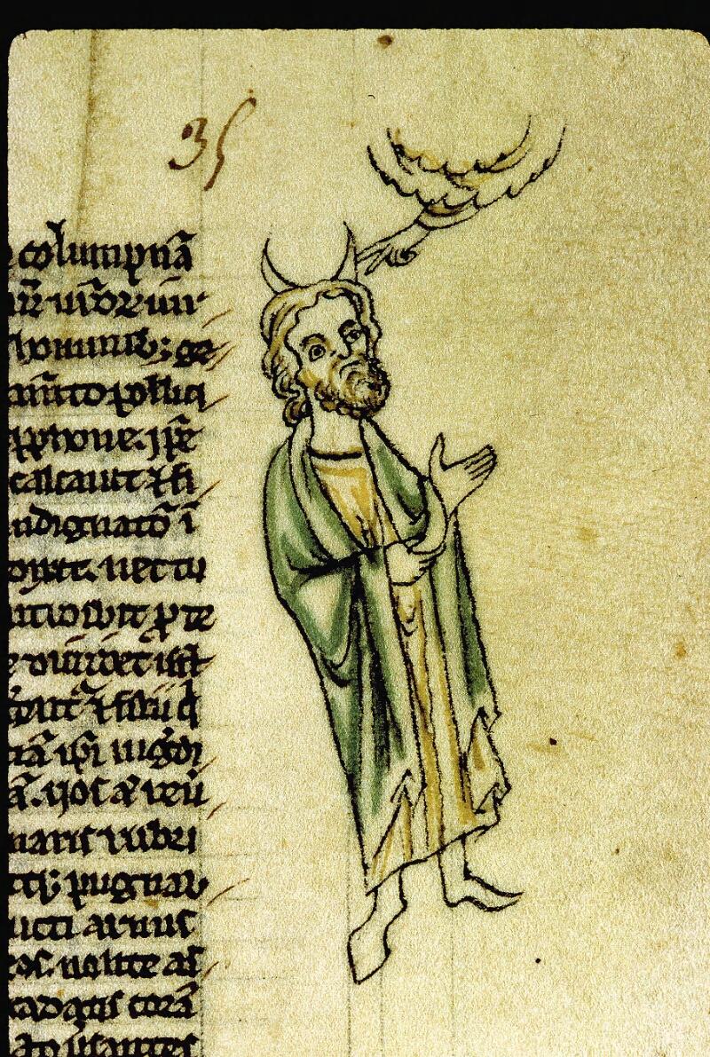 Angers, Bibl. mun., ms. 0009, f. 035 - vue 2