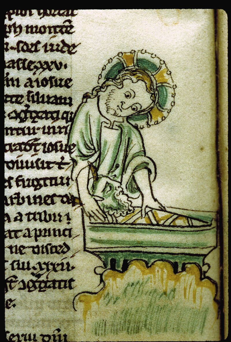 Angers, Bibl. mun., ms. 0009, f. 042v - vue 2