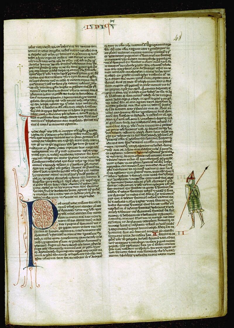 Angers, Bibl. mun., ms. 0009, f. 048 - vue 1