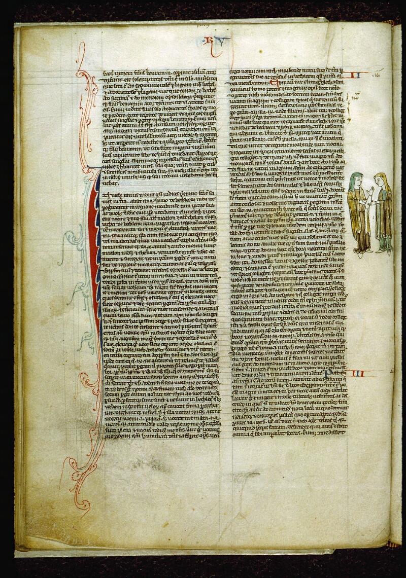 Angers, Bibl. mun., ms. 0009, f. 053v - vue 1