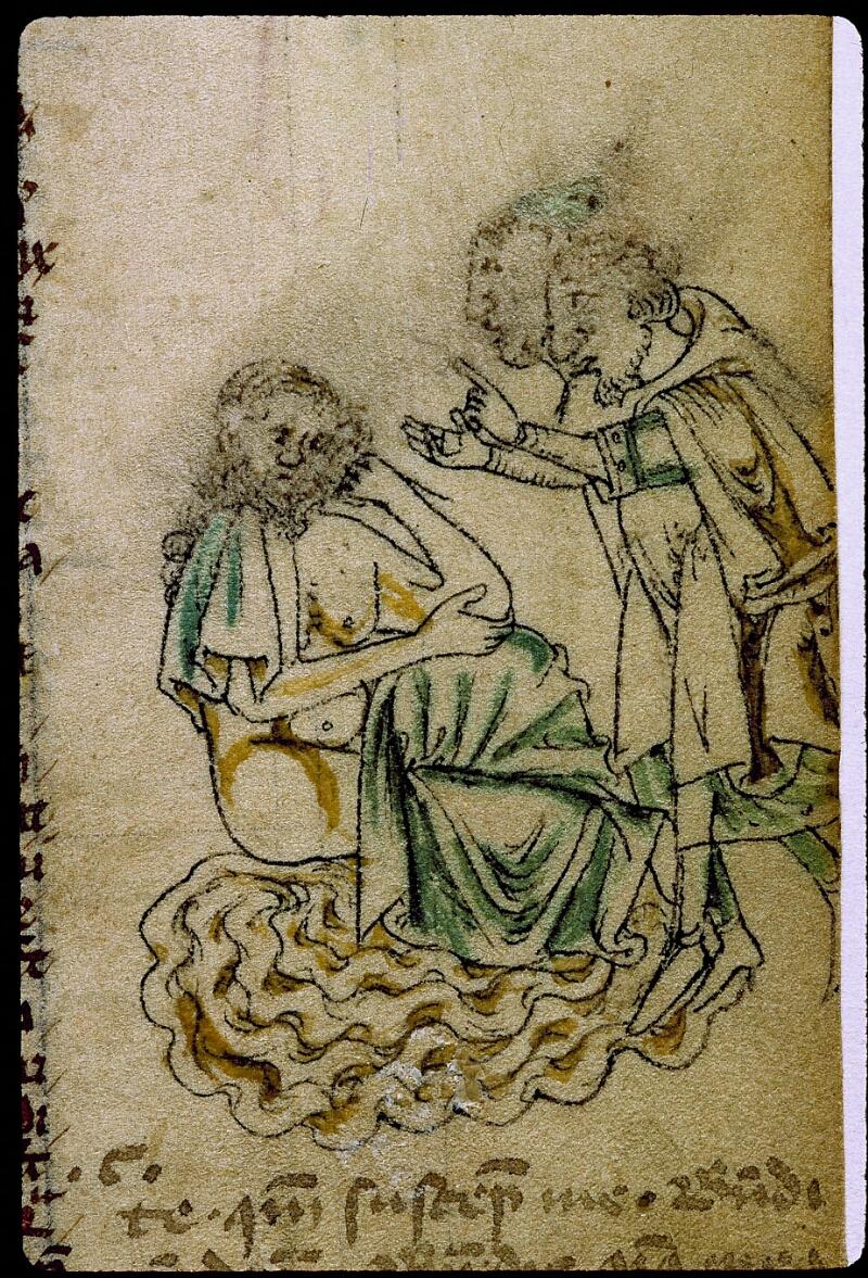 Angers, Bibl. mun., ms. 0009, f. 152 - vue 2