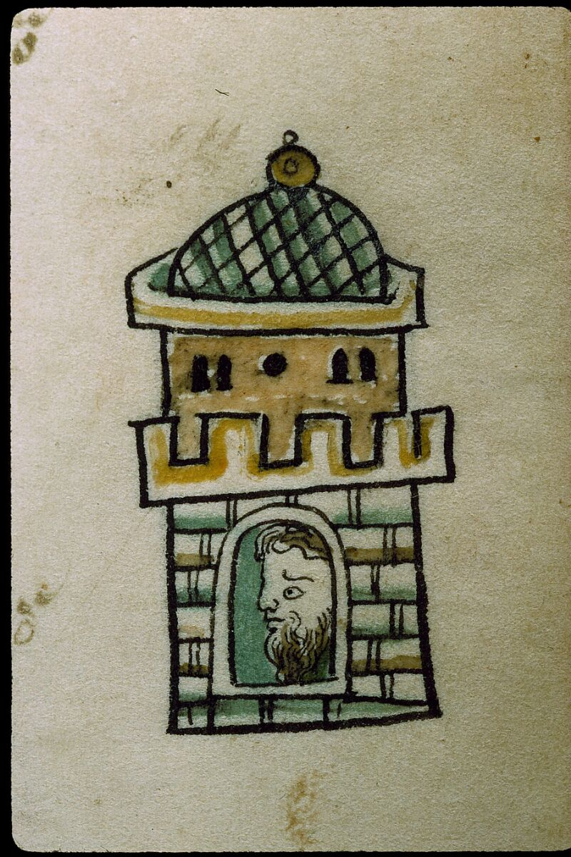 Angers, Bibl. mun., ms. 0009, f. 168 - vue 2