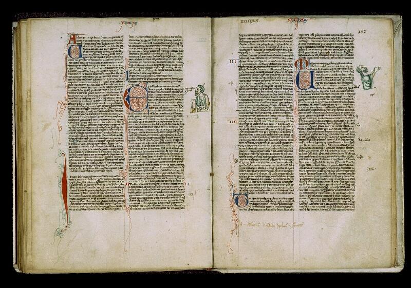 Angers, Bibl. mun., ms. 0009, f. 201v-202