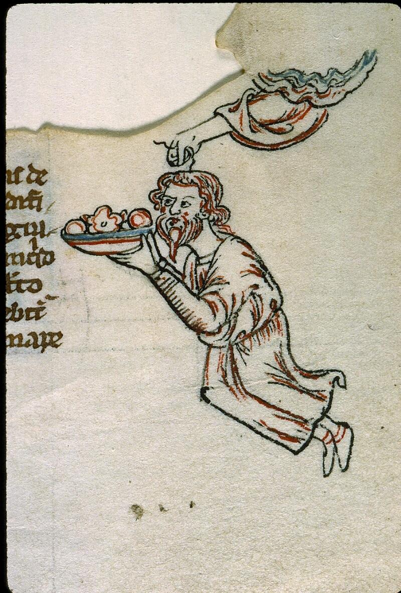 Angers, Bibl. mun., ms. 0009, f. 204 - vue 2