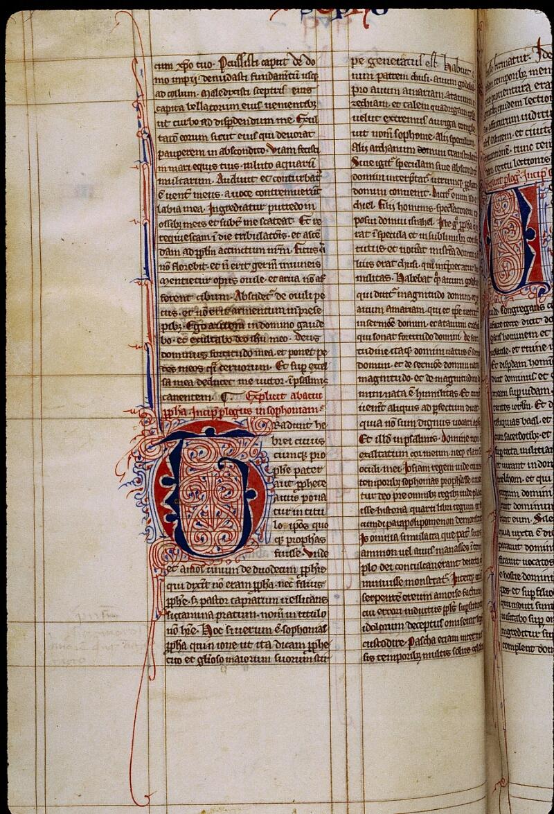 Angers, Bibl. mun., ms. 0010, f. 288v - vue 1