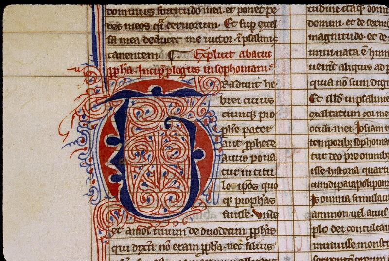 Angers, Bibl. mun., ms. 0010, f. 288v - vue 2