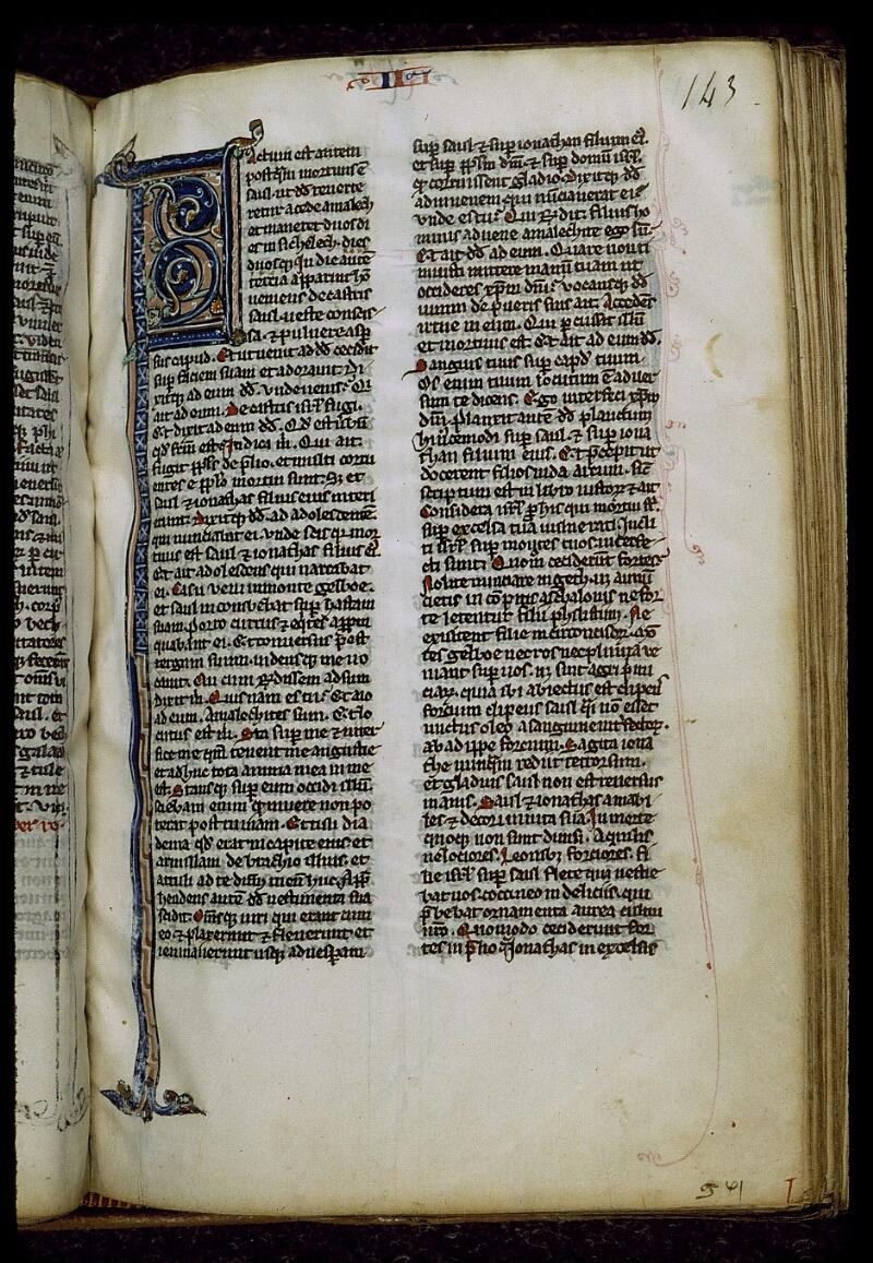 Angers, Bibl. mun., ms. 0011, f. 143