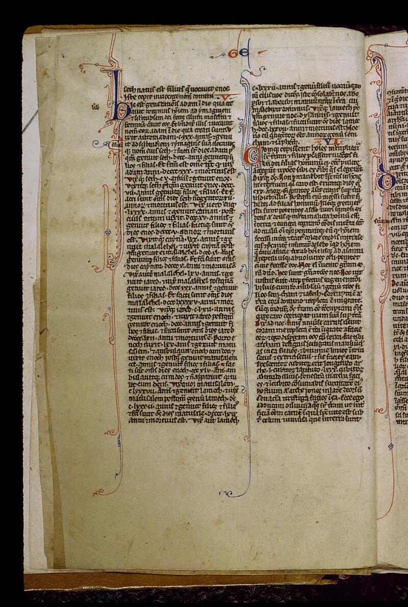 Angers, Bibl. mun., ms. 0012, f. 003v