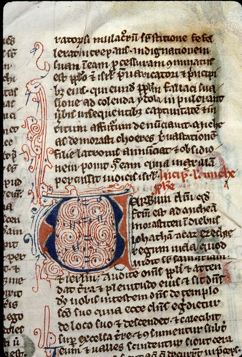 Angers, Bibl. mun., ms. 0013, f. 104 - vue 2