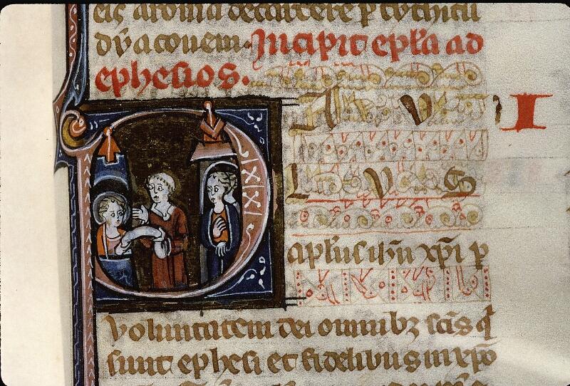 Angers, Bibl. mun., ms. 0013, f. 174 - vue 2