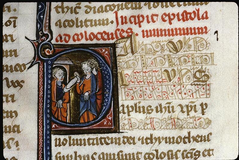 Angers, Bibl. mun., ms. 0013, f. 178 - vue 2