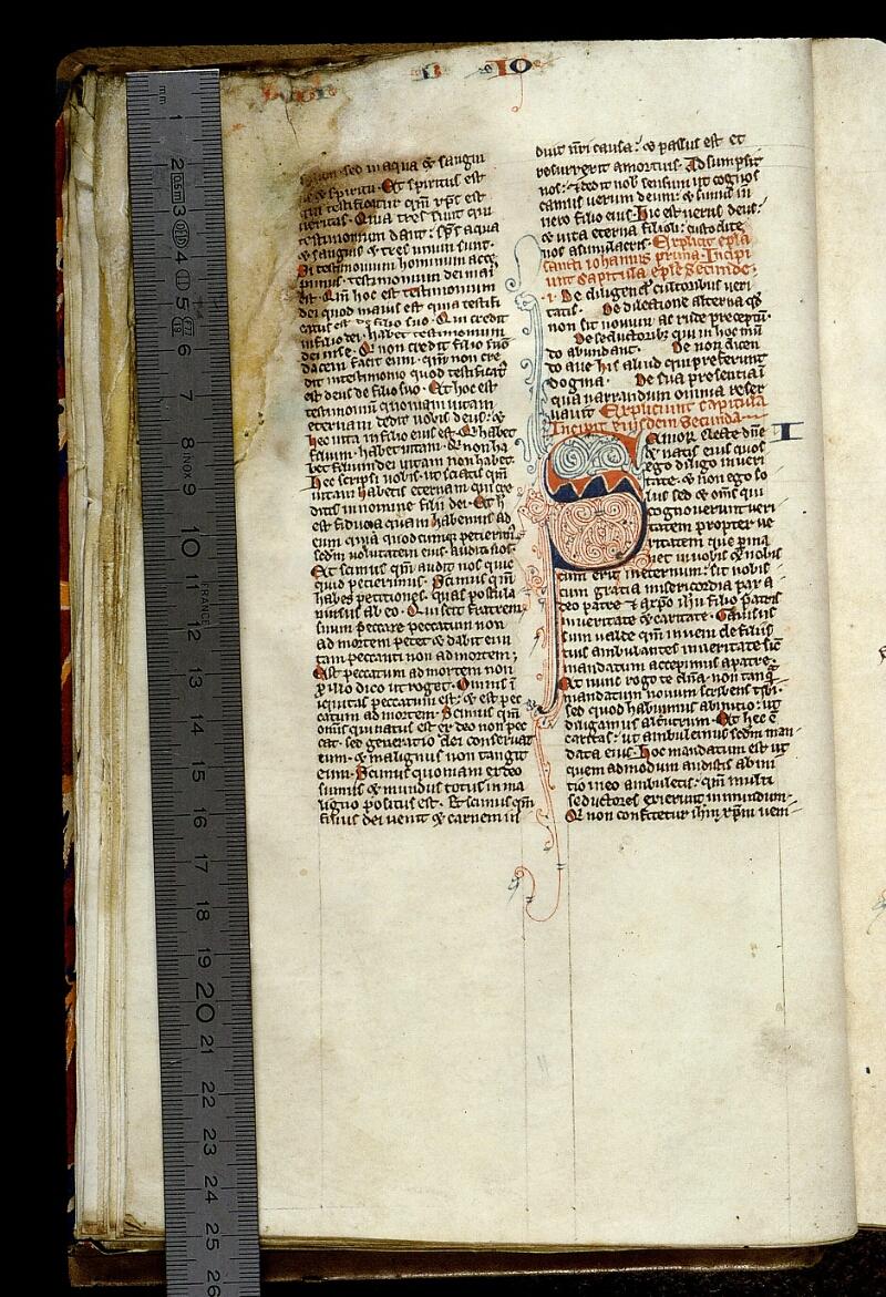 Angers, Bibl. mun., ms. 0014, f. 026v - vue 1