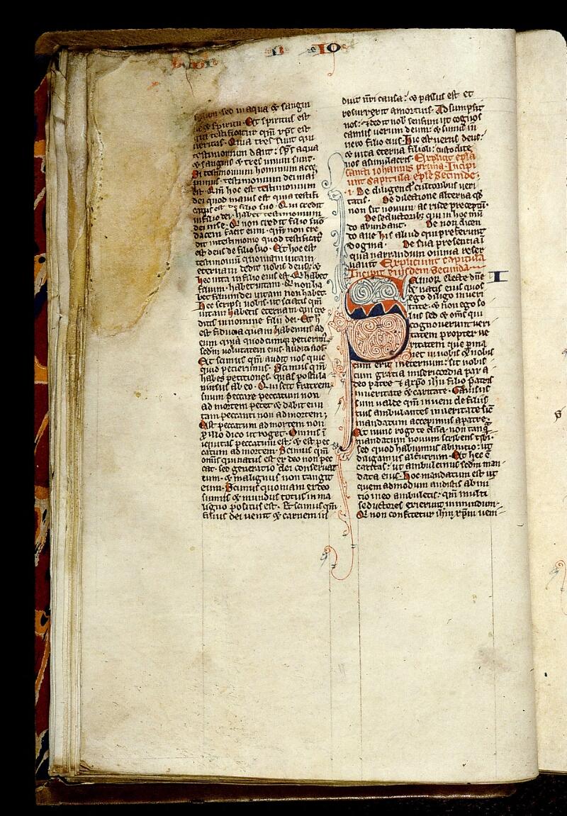 Angers, Bibl. mun., ms. 0014, f. 026v - vue 2