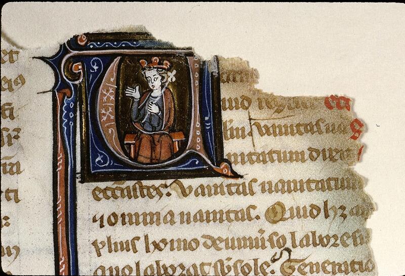 Angers, Bibl. mun., ms. 0014, f. 108 - vue 2