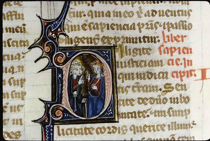 Angers, Bibl. mun., ms. 0014, f. 114v - vue 2
