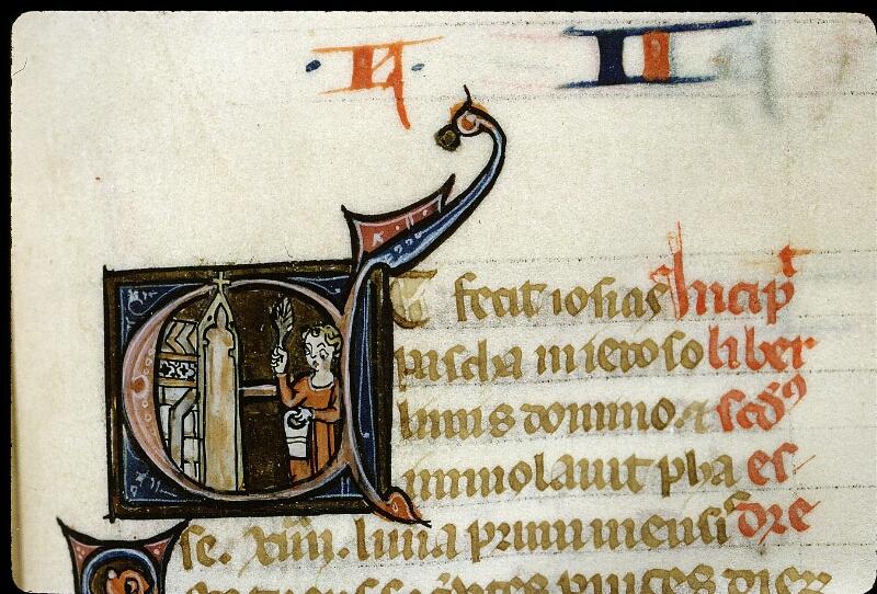 Angers, Bibl. mun., ms. 0014, f. 149 - vue 2