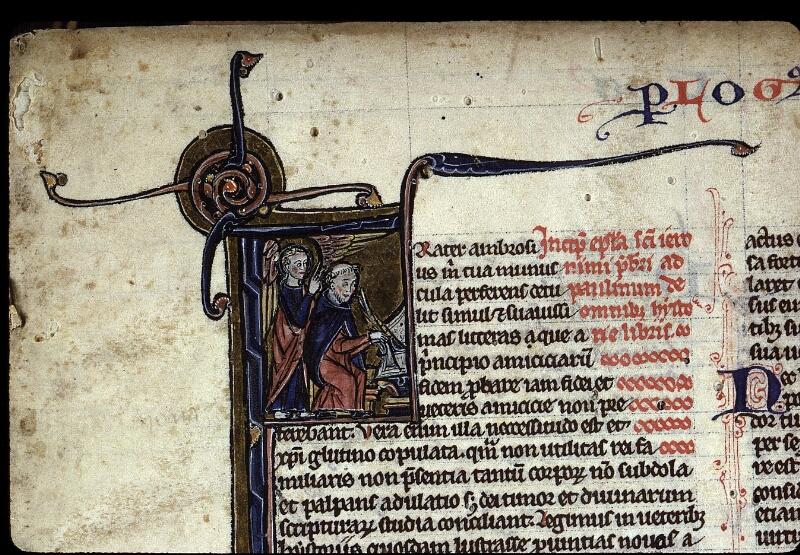 Angers, Bibl. mun., ms. 0015, f. 001 - vue 3