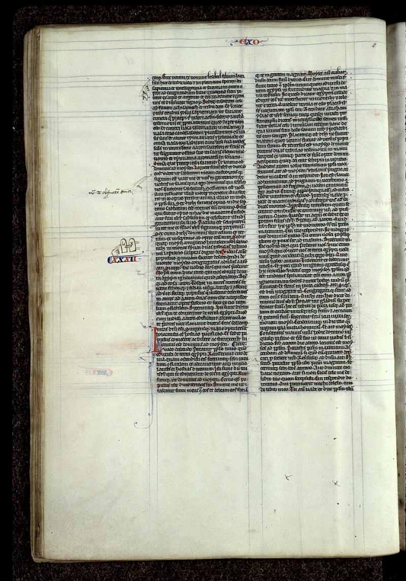 Angers, Bibl. mun., ms. 0015, f. 025v - vue 1