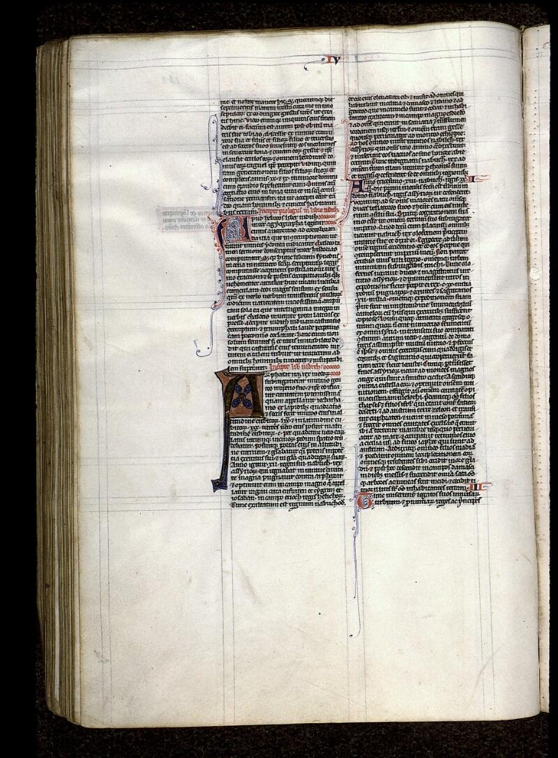 Angers, Bibl. mun., ms. 0015, f. 142v
