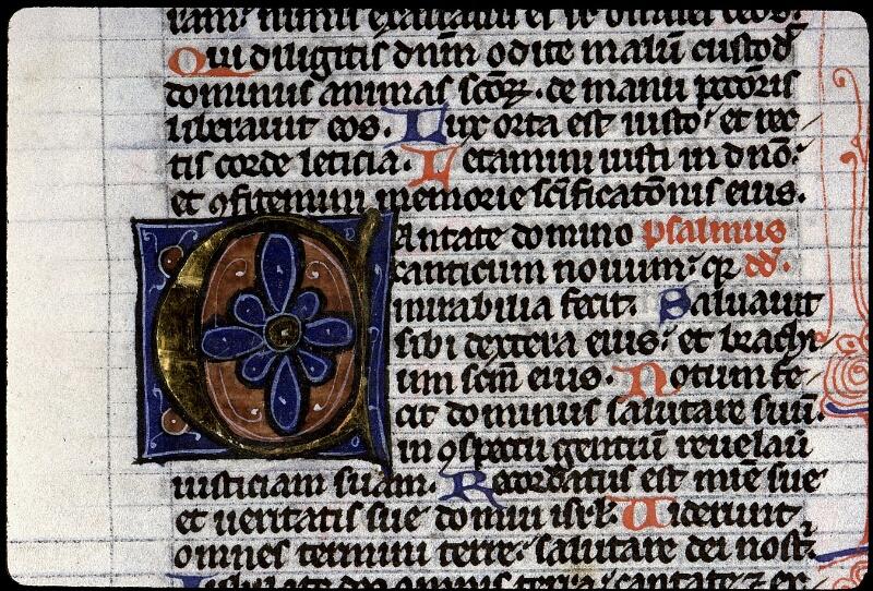 Angers, Bibl. mun., ms. 0015, f. 170v - vue 2