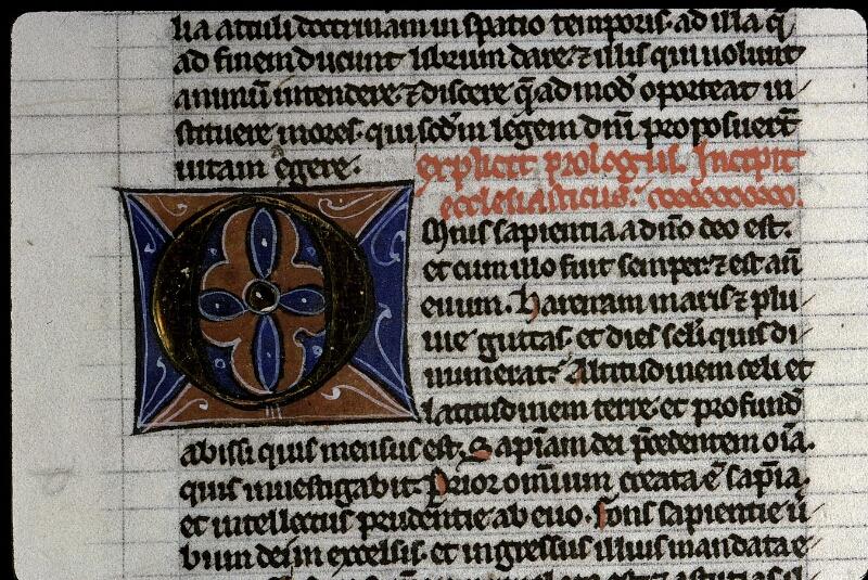 Angers, Bibl. mun., ms. 0015, f. 191 - vue 2