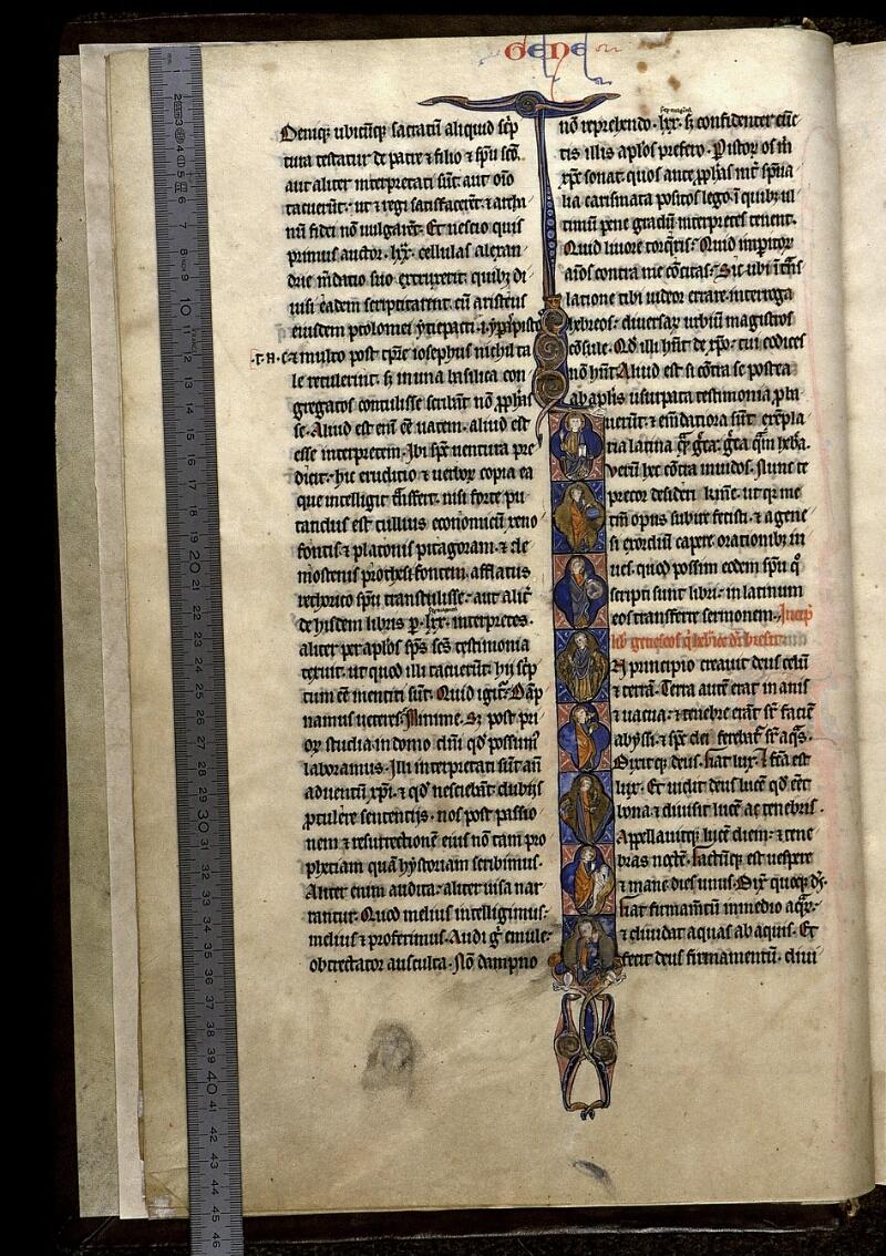 Angers, Bibl. mun., ms. 0016, f. 005v - vue 1