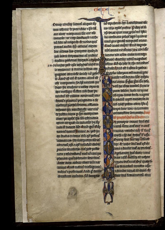 Angers, Bibl. mun., ms. 0016, f. 005v - vue 2