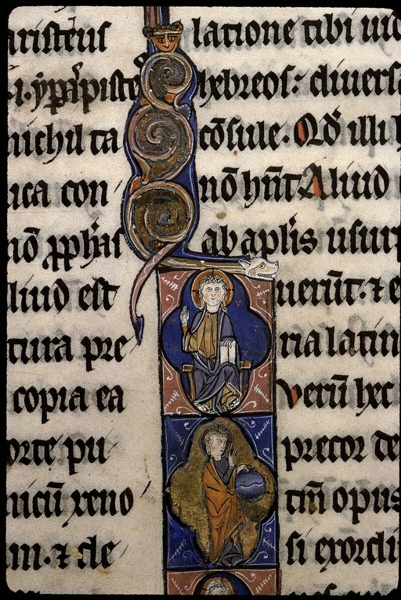 Angers, Bibl. mun., ms. 0016, f. 005v - vue 3