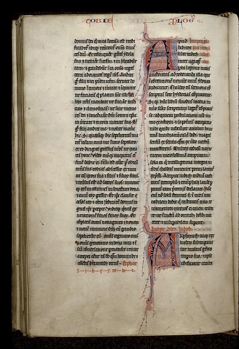 Angers, Bibl. mun., ms. 0016, f. 346v - vue 1