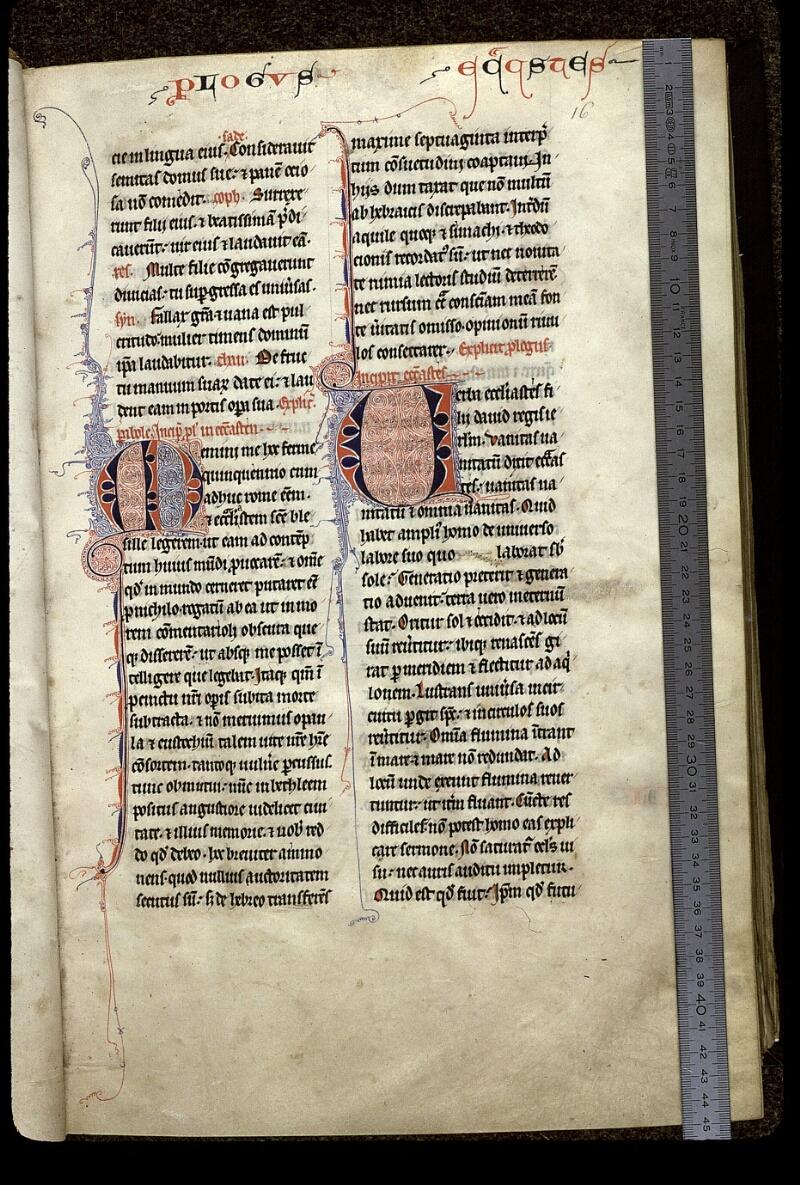 Angers, Bibl. mun., ms. 0017, f. 016 - vue 1