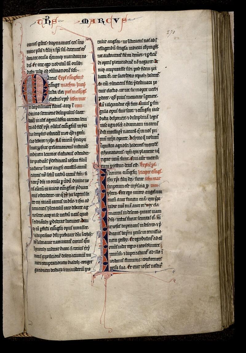 Angers, Bibl. mun., ms. 0017, f. 270