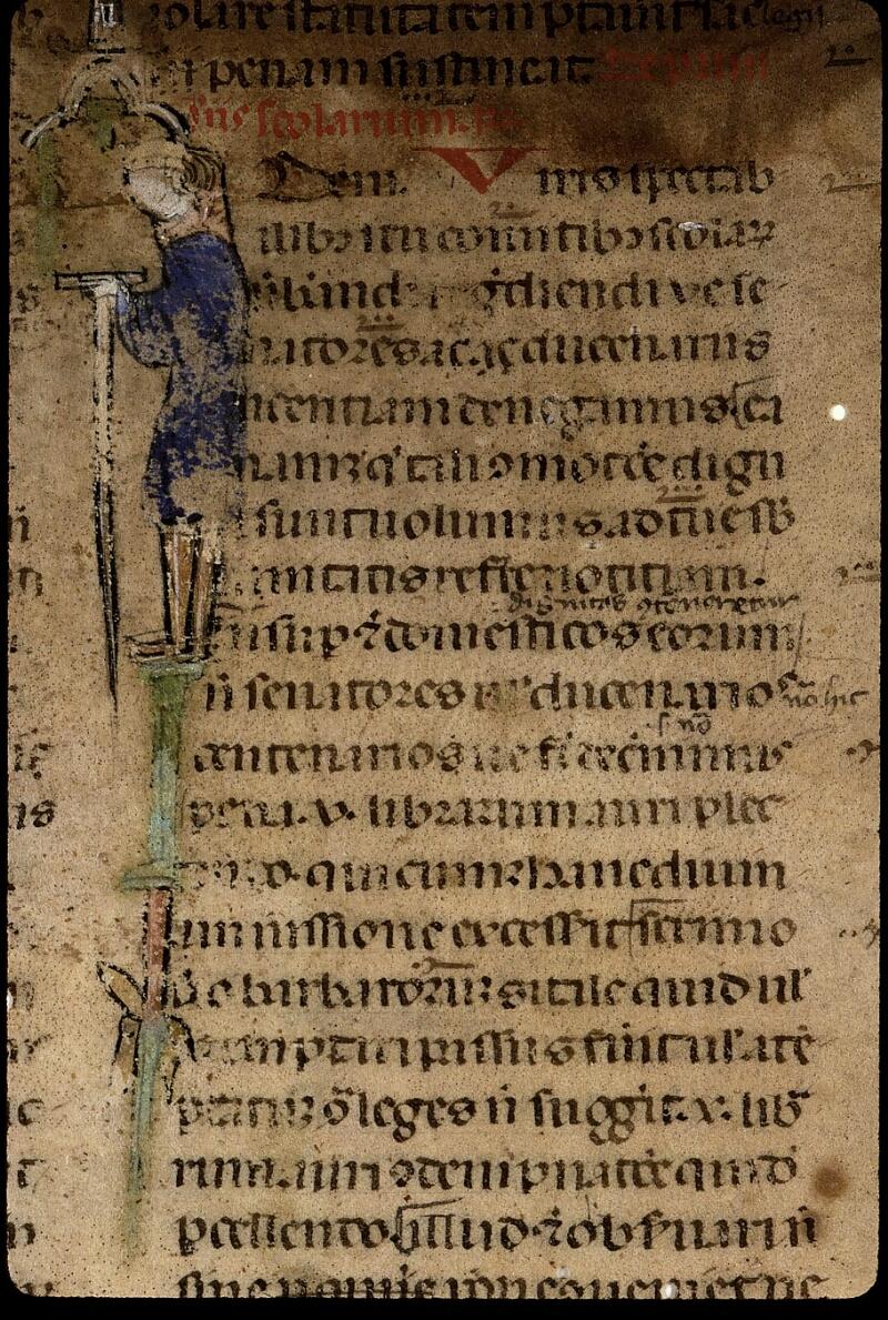 Angers, Bibl. mun., ms. 0017, f. 400 - vue 3