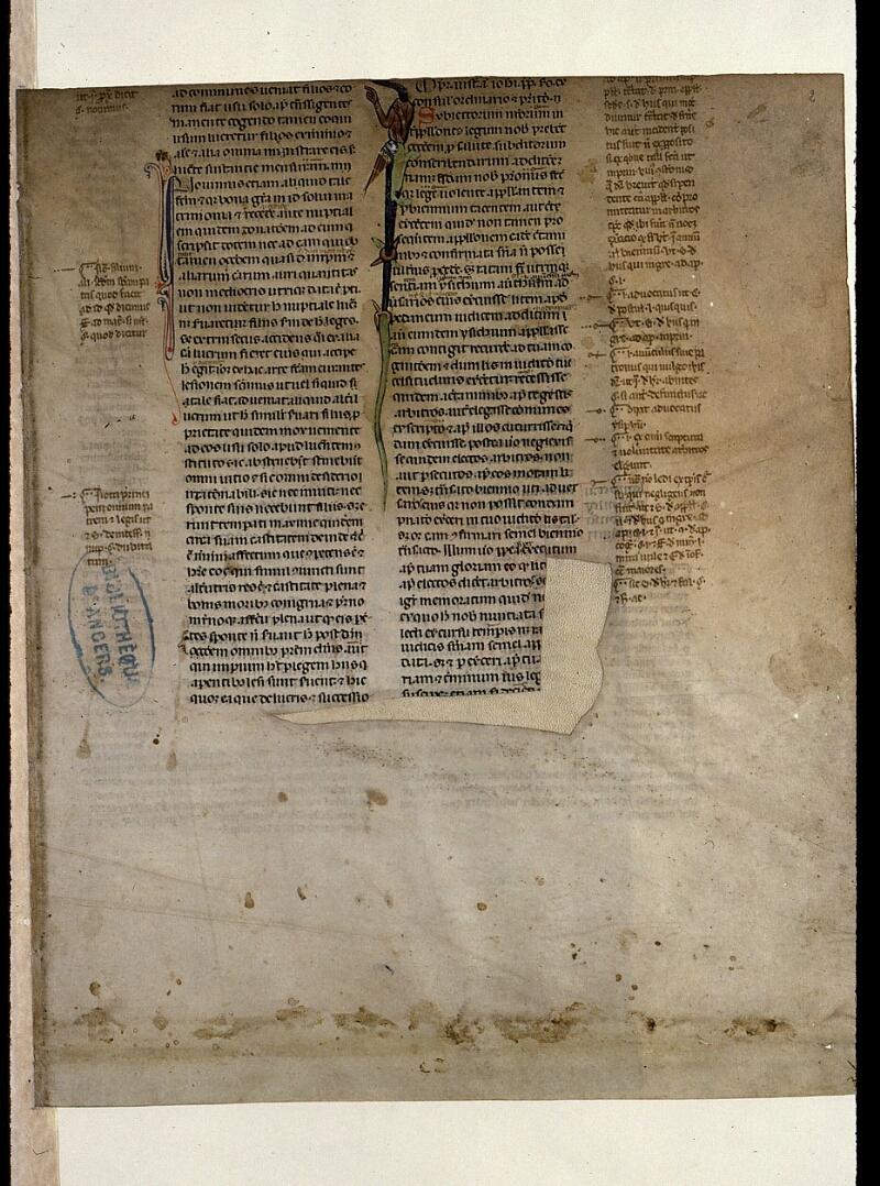 Angers, Bibl. mun., ms. 0017, f. 402 - vue 1