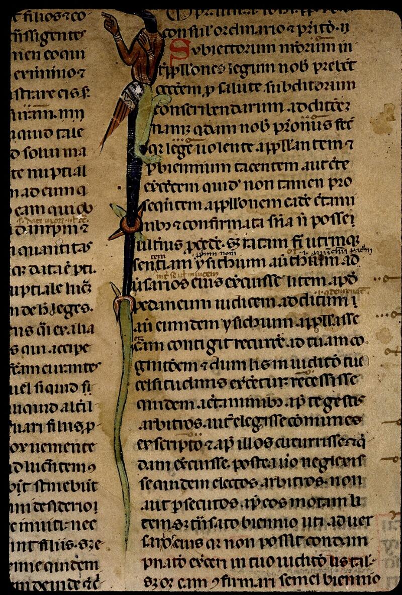 Angers, Bibl. mun., ms. 0017, f. 402 - vue 3