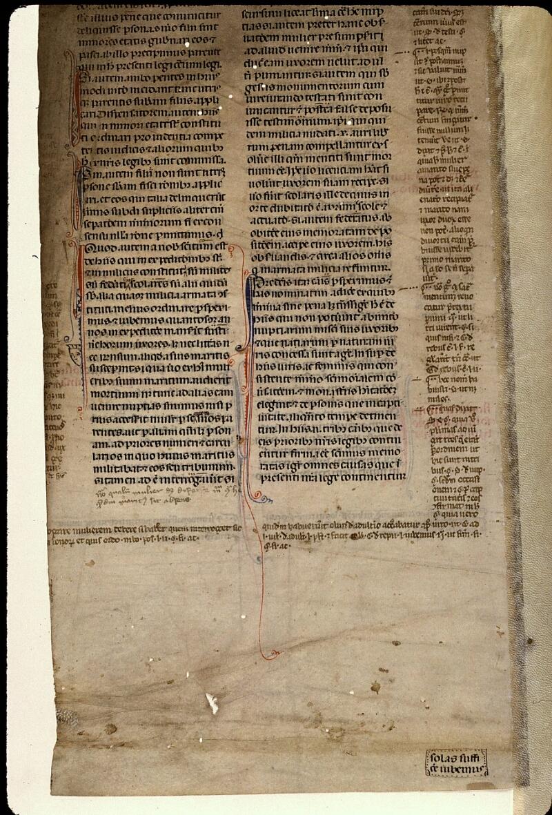 Angers, Bibl. mun., ms. 0017, f. 403v - vue 1