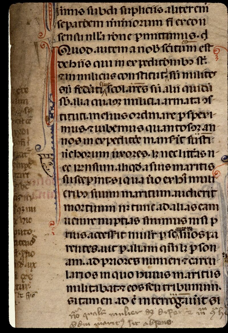 Angers, Bibl. mun., ms. 0017, f. 403v - vue 2