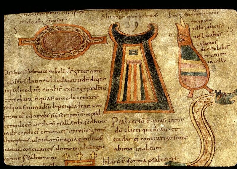 Angers, Bibl. mun., ms. 0018, f. 013 - vue 3