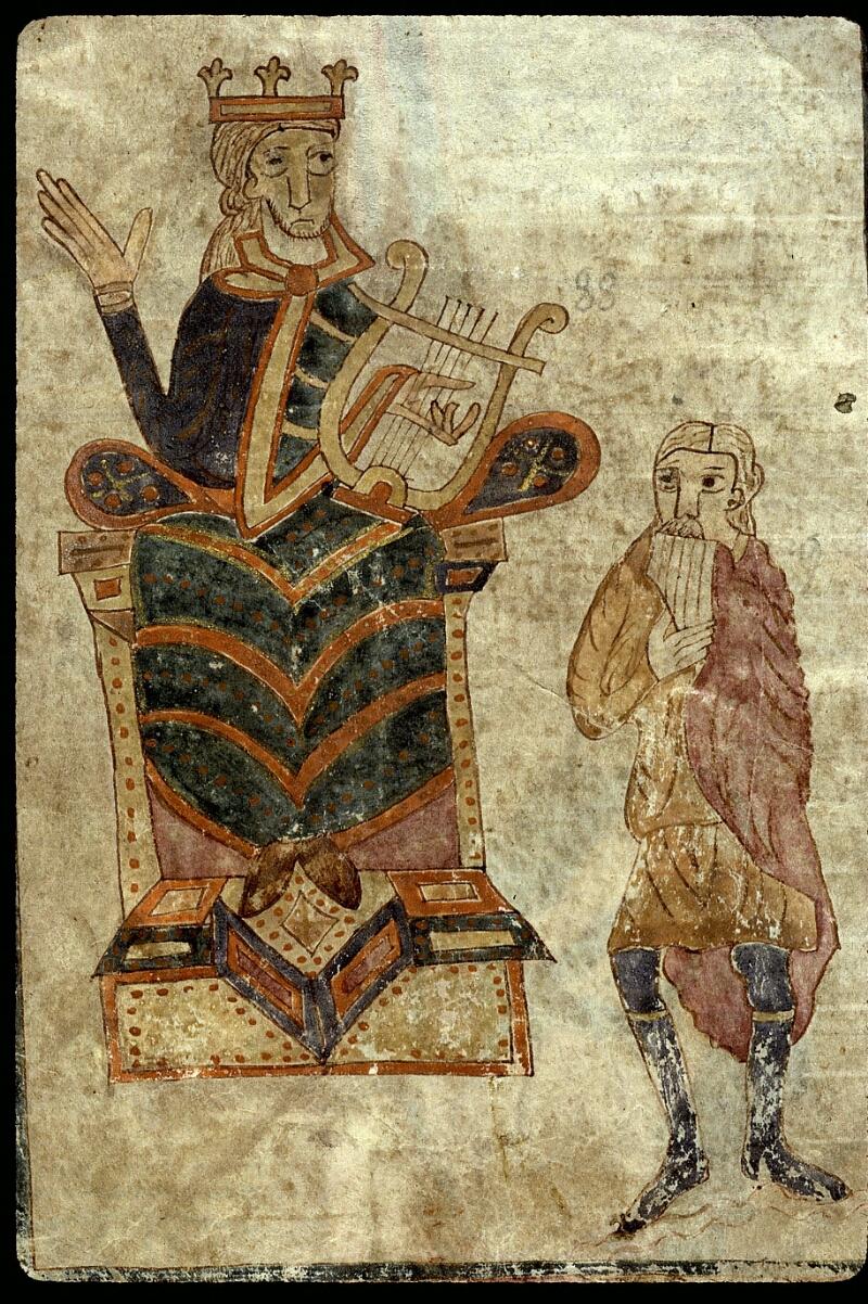 Angers, Bibl. mun., ms. 0018, f. 013v - vue 2