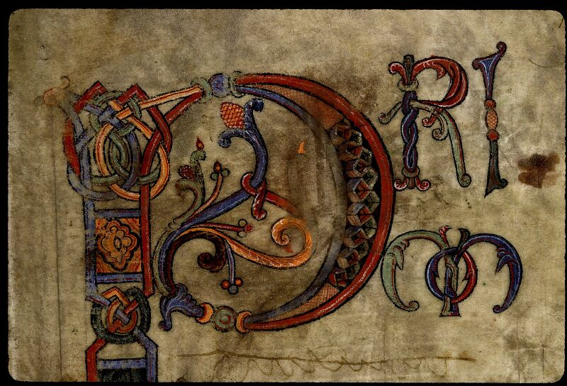 Angers, Bibl. mun., ms. 0019, f. 109 - vue 3