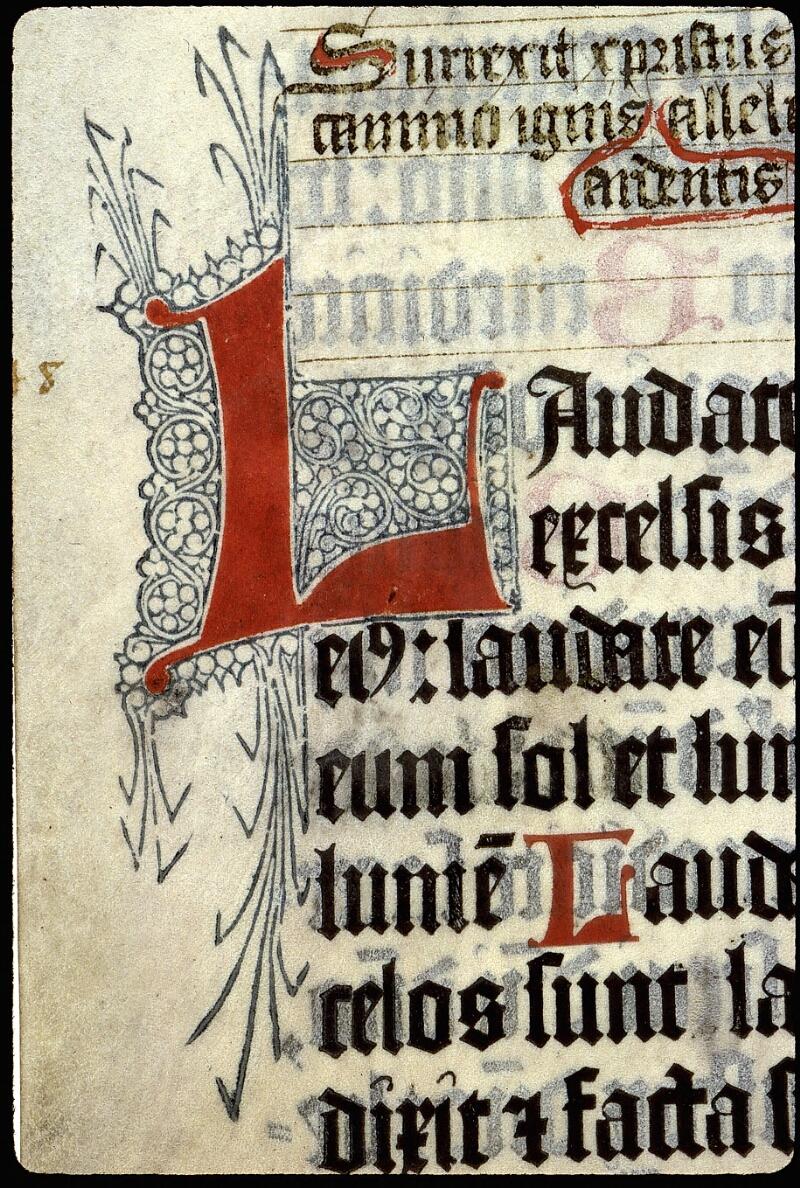 Angers, Bibl. mun., ms. 0020, f. 018v - vue 2