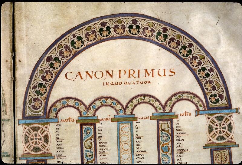 Angers, Bibl. mun., ms. 0021, f. 007 - vue 2
