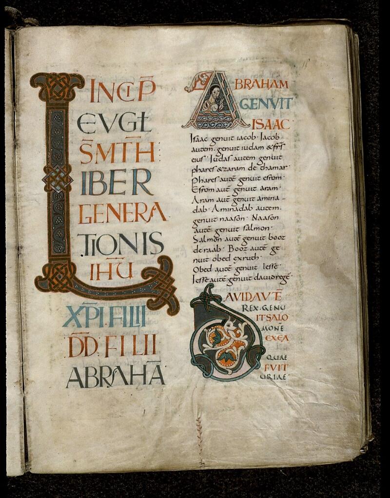 Angers, Bibl. mun., ms. 0021, f. 015 - vue 1